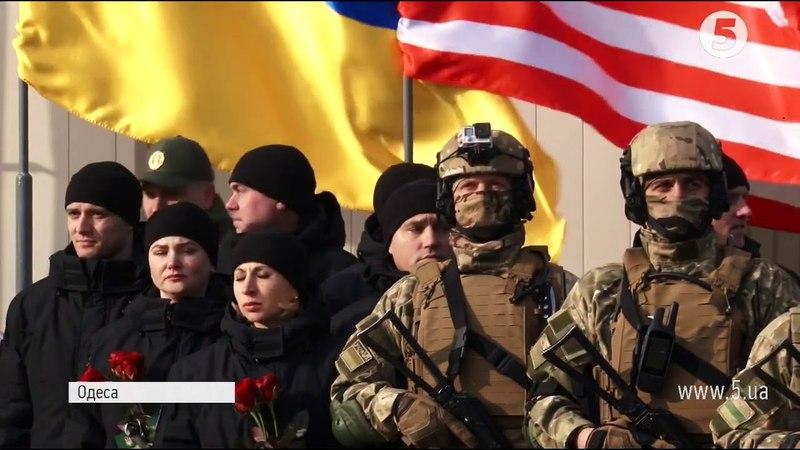 США подарували сучасне обладнання прикордонникам Одещини