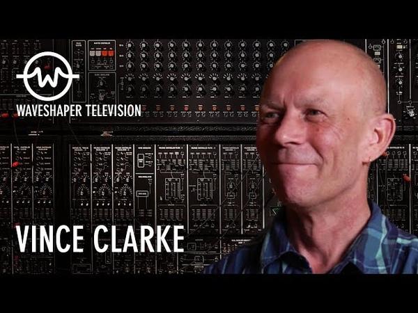 Vince Clarke Waveshaper TV Ep 5 IDOW archive series