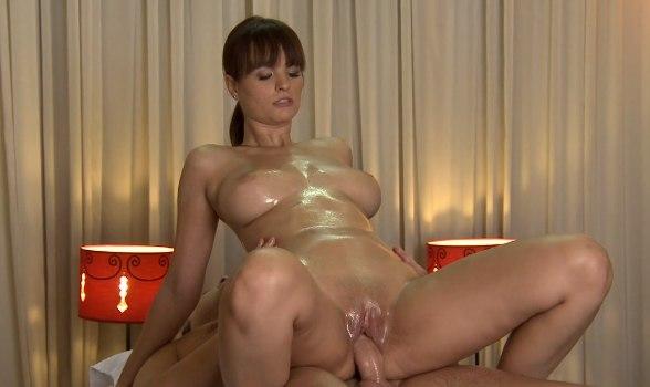 Порно массаж видео