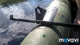 Поисковый магнит !!!ШОК!!! Словил старую винтовку в болоте