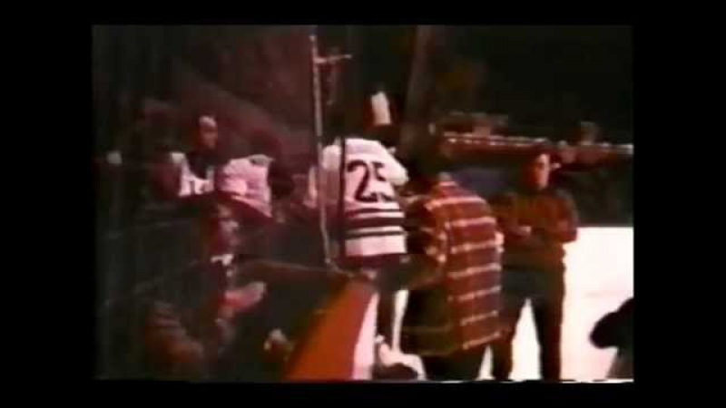Gerry Cheevers WHA Documentary Classic