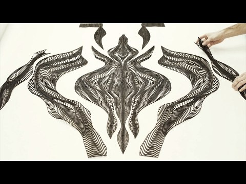 Iris van Herpen | Between The Lines | Process film