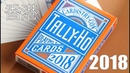Deck Review - Tally-Ho 2018 Cardistry-Con