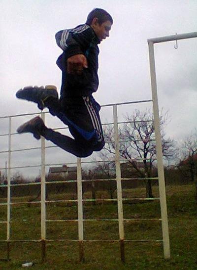 Руслан Стефанович, 17 декабря 1997, Киев, id129660358