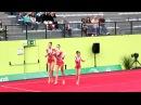 EuroAcro 2013 Junior WG RUS Dynamic Final