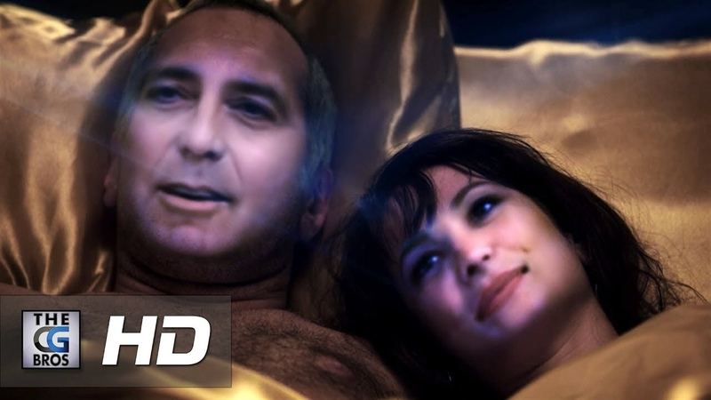 CGI 3D Animated Short: FACE SWAP - by Team Outpost VFX