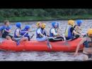 Сплав по реке Шуя (Карелия)