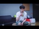 [BEHIND] 용준형 1st Album [GOODBYE 20s] GOODBYE 무.말.필 T.T