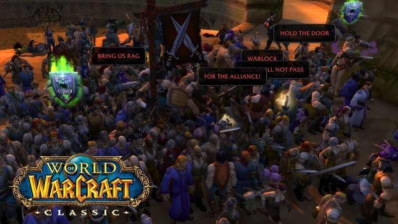 Stress Test Chronicles (World of Warcraft Classic)