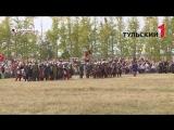 350 реконструкторов со всей России воссоздали сражение на Куликовом Поле