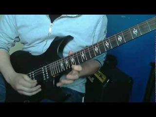 Slayer - Tormentor (Guitar Cover + Solos)