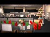 Поздравительный новогодний ролик 2014