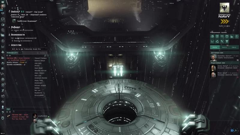 [RU] EVE Online. Крейсеры в Бездне 001 Поиски фитов для 2 лвл