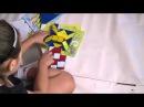 Кубики Никитина Сложи узор - развивающая игрушка для детей