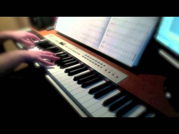 Road To Perdition (Piano Cover) - HQ Audio