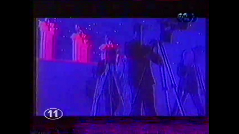 "Анонс сериала ""Улицы разбитых фонарей"" (ТНТ, лето 1999)"