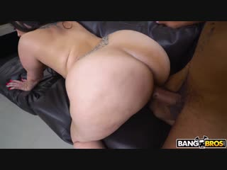 Alycia Starr – Bow To This Monster Big Ass (BangBros. HD1080, Big Ass, Big Black Cock, Big Tits, POV, big booty)