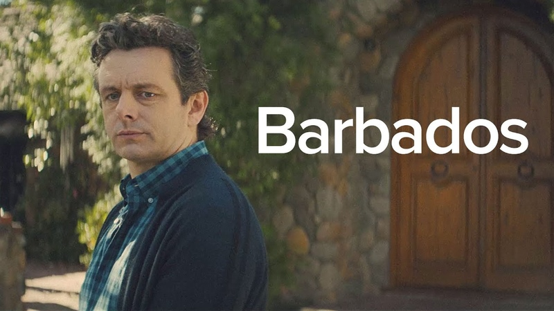 Barbados (Starring Michael Sheen, Radha Mitchell, and Ty Simpkins)