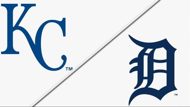 AL / 20.04.18 / KC Royals @ DET Tigers (2/4)