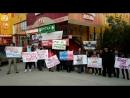 Митинг против бодливой козы