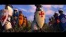 Battle of Arsuf 1191 AD | Total War: Attila Epic movie | Mod: Medieval Kingdom