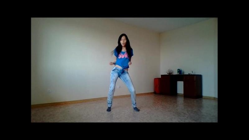 Dinara Beauty)) Моя реальная жизнь)) Пою песню) Танцы в моем стиле)) 19.04.2018 year)