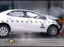 2013 Toyota Corolla CRASH TEST
