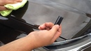Нано-керамическое покрытие авто тест