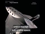 Как SpaceX, Blue Origin и Virgin Galactic собираются отправить туристов в космос