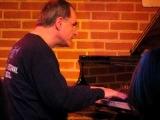 Enrico Pieranunzi improvises on Scarlatti K377