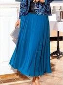 трикотажные платья в пол на пуговицах