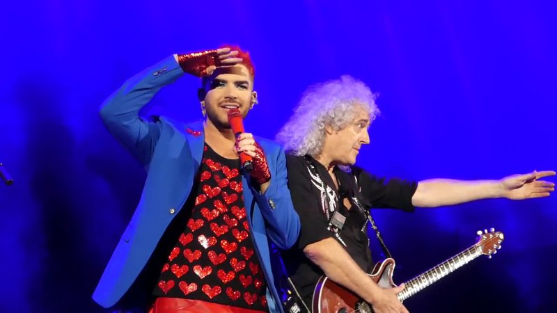 20170627 QueenAdam Lambert - Somebody to Love/CLTCL @ Hollywood Bowl(Day 2)