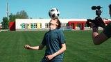 JK Art Soccer vs Perfect Skills (Test Sony A7iii 100fps Slow Mo)