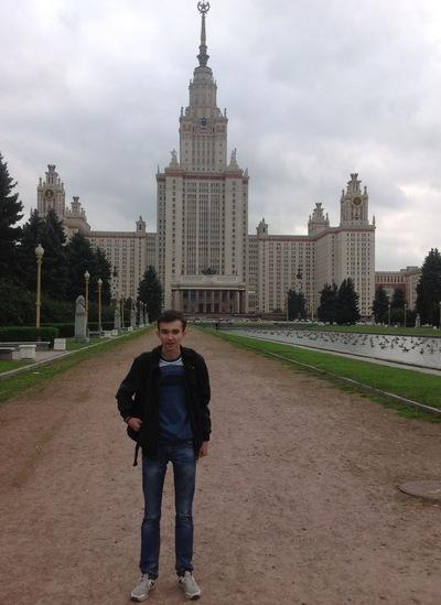 Илья Морсаков, 11 октября , Москва, id34225208