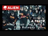 ALiEN Dance Studio Pep Rally + Bo$$ / Luna Hyun Choreography