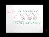 GetAClass - Треугольник Паскаля 4. Формула бинома