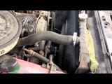 1986 Isuzu Trooper II 2.3 gas Spun rear main bearing