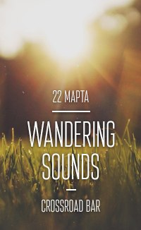 Афиша Хабаровск Wandering sounds 6