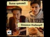#1 Вызов принят: CINNAMON CHALLENGE / Мерзкая корица!!!