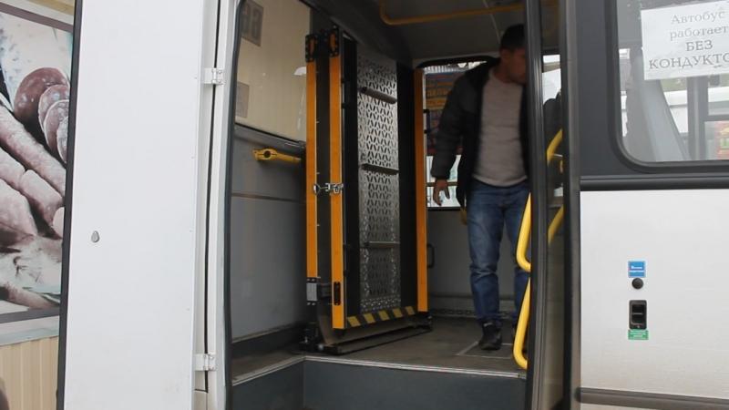 Рейд ОНФ по проверке доступности автобусов г. Костромы для инвалидов