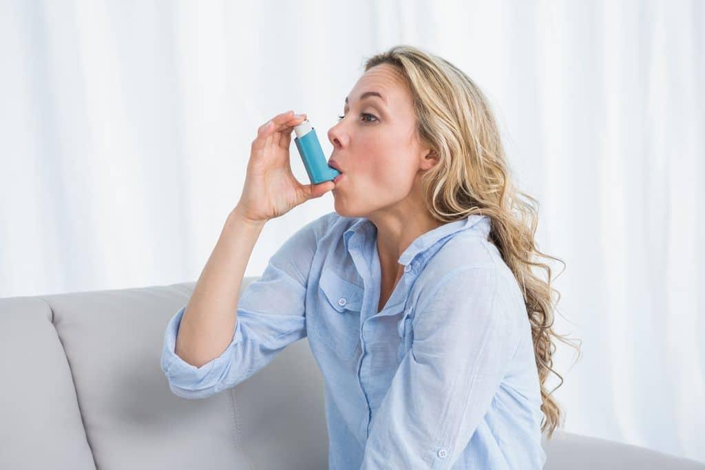 Каковы общие проблемы с дыхательной системой?