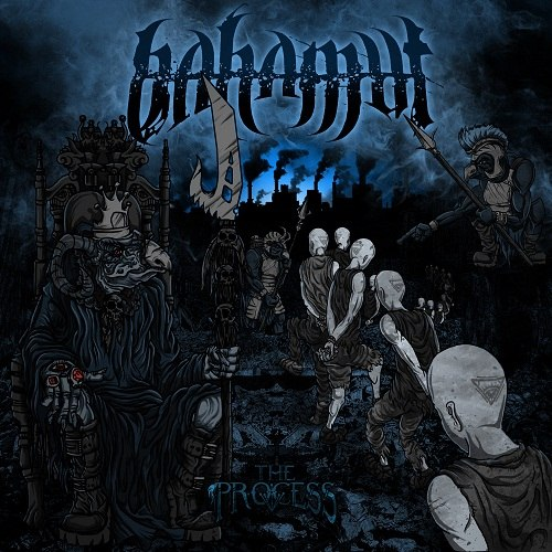 Bahamut - The Process (2011)