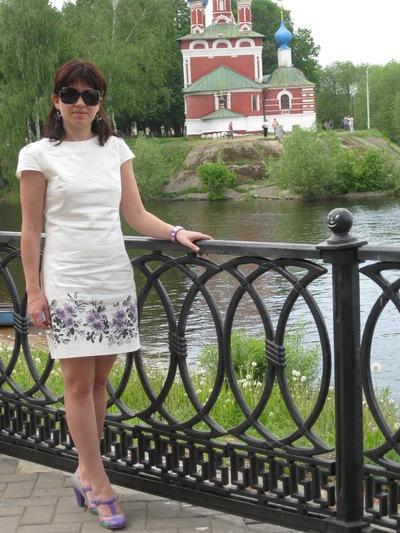 Марина Солопко, 2 сентября 1993, Переславль-Залесский, id214991666