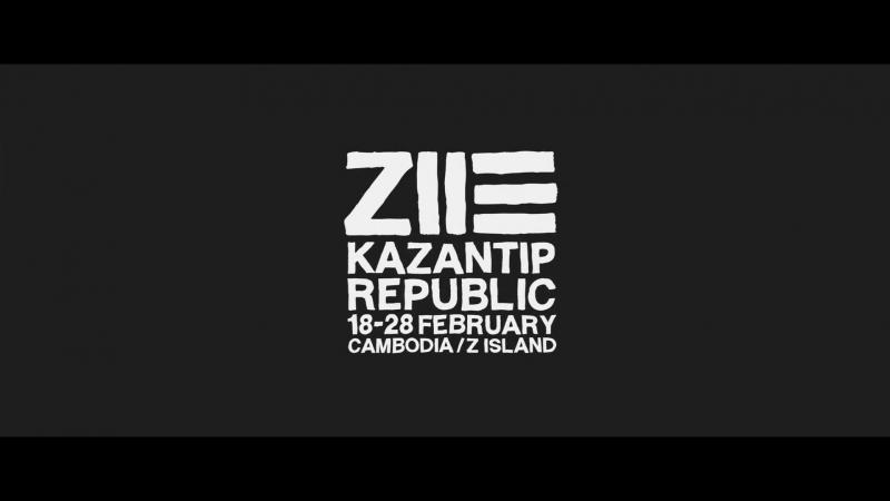 Deep House presents_ Kazantip Republic ⁄ Z23 Official Teaser [HD 1080]