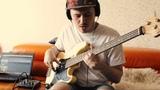 jamiroquai - stillness in time (bass cover)