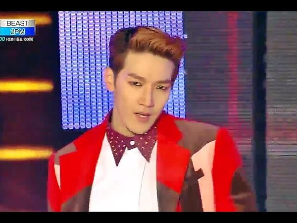 2014 MBC 가요대제전 - 이것이 진정한 특별무대! 원조 짐승돌 2PM, 히트곡 리믹스! 20141231