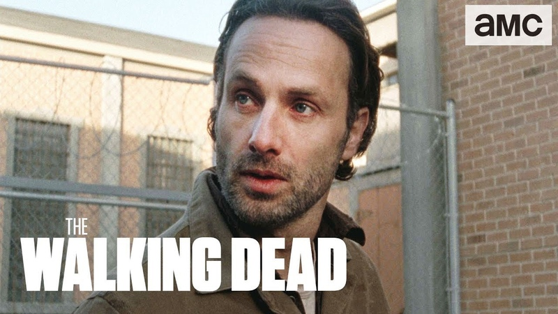 THE WALKING DEAD Rick Grimes Says Farewell Featurette [HD] Andrew Lincoln, Norman Reedus