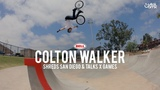 Colton Walker Shreds San Diego &amp Talks X Games - Bell Helmets insidebmx