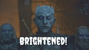 Arya Stark Kills Night King (with Jon's Help) End Scene Full   Brightened 3 Stops