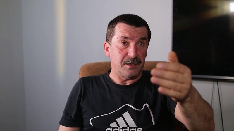 О насущном...Без цензуры... Интервью с Владимиром Виноградовым...Часть 5